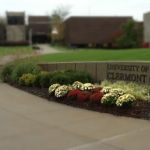 UC Clermont Welcome Sign